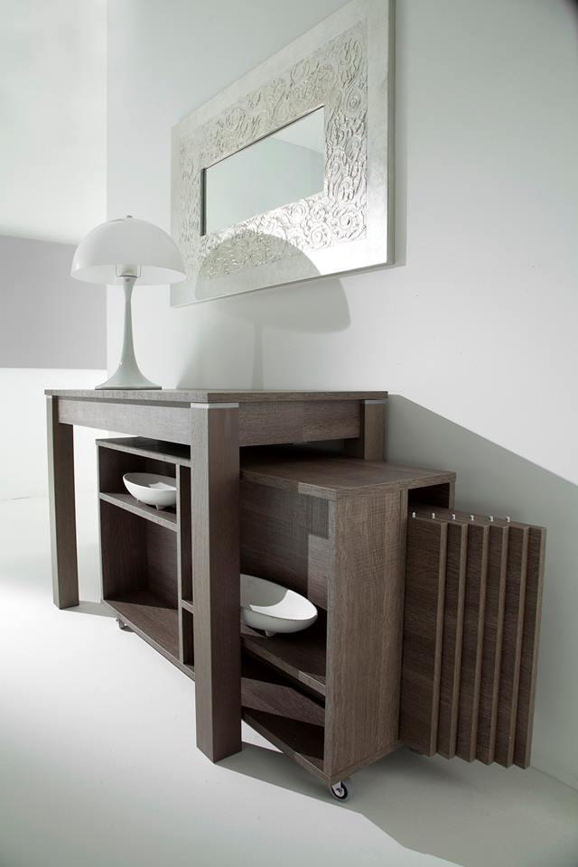 Tavolo consolle mondo convenienza design casa creativa e mobili ispiratori - Tavolo consolle allungabile con sedie ...